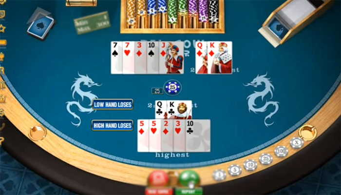 Pai Gow Poker spill