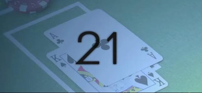 21 poeng blackjack spill