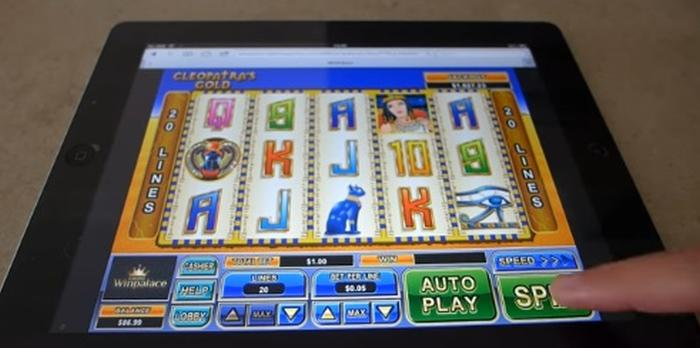 ipad casinospill